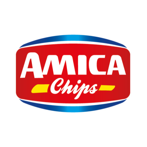 Amica chips logo