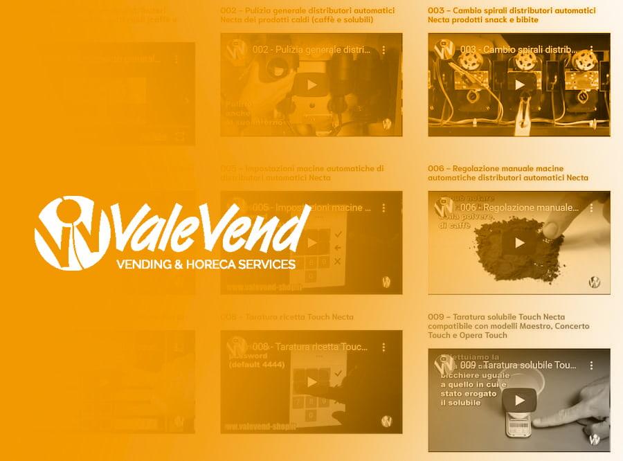 Valevend formazione tecnica Video tutorial
