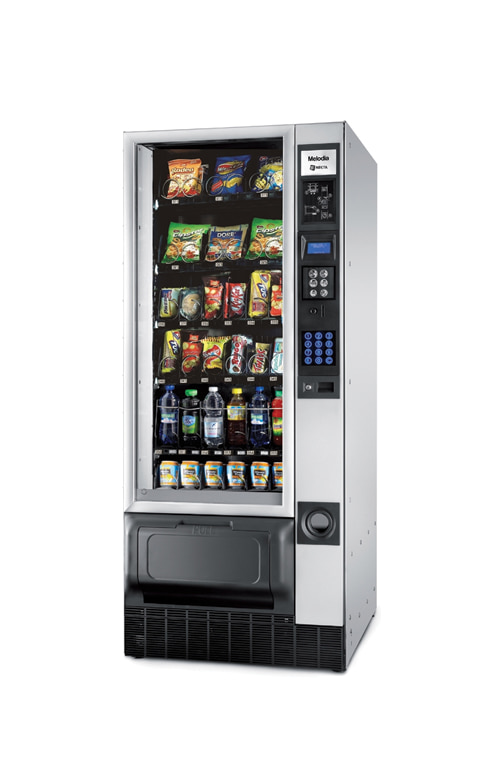 Necta Melodia Distributore automatico bevande fredde e snack