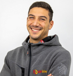 Moris Cattini, tecnico Valevend Srl
