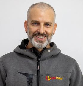 Vito Navetta, Capo tecnico Valevend Srl