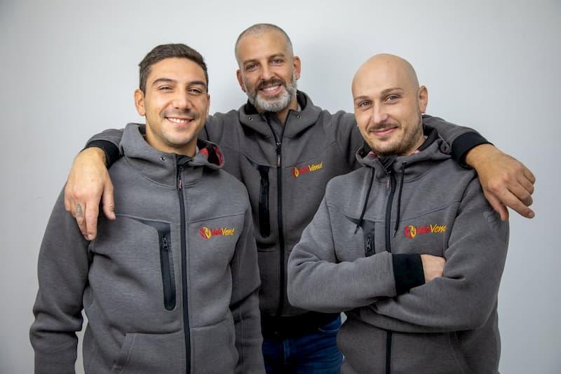 reparto tecnico valevend roma