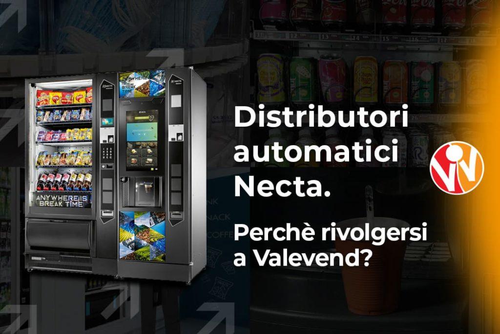 distributori automatici valevend