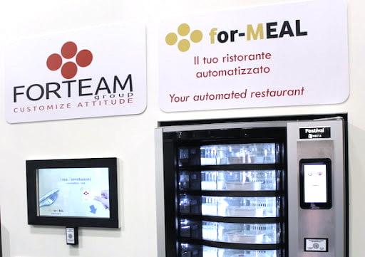 for meal distributore automatico pasti pausa pranzo necta