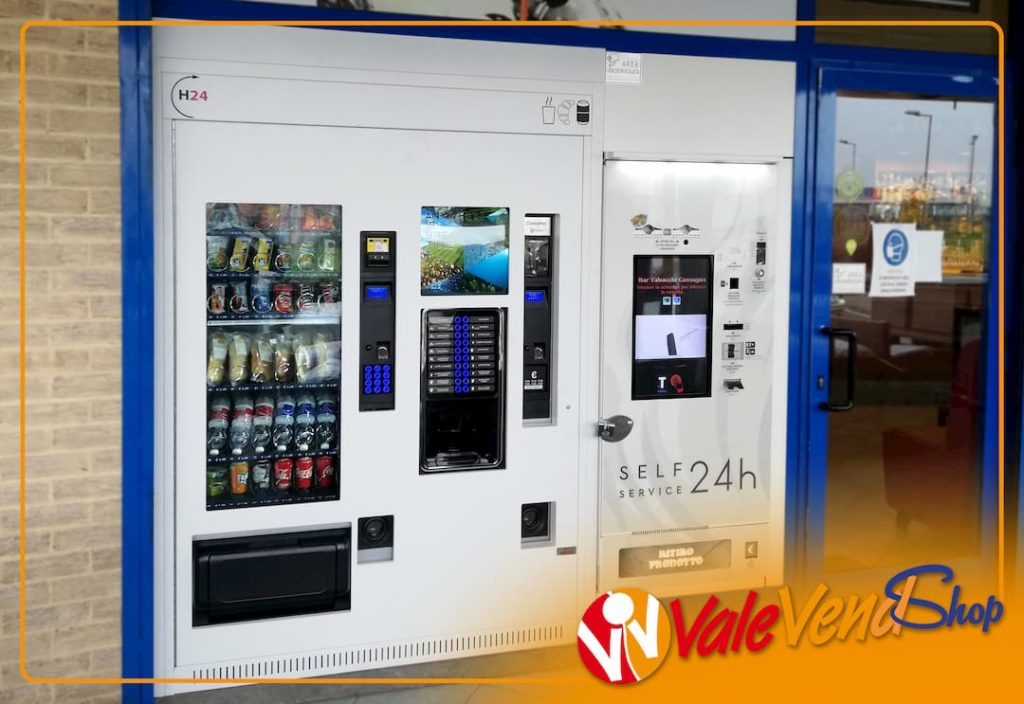 noleggio distributori automatici