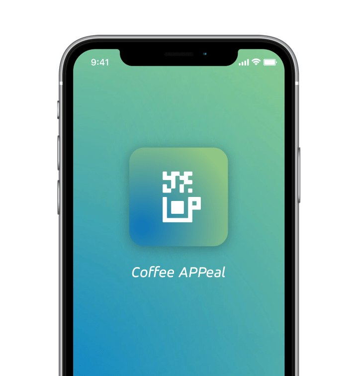 Smartphone Coffee Appeal