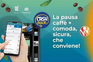 app distributori automatici roma breasy cashback