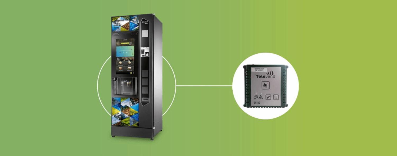 televend hardware per telemetria distributori automatici