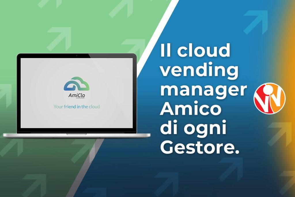 AmiCloud vending cloud