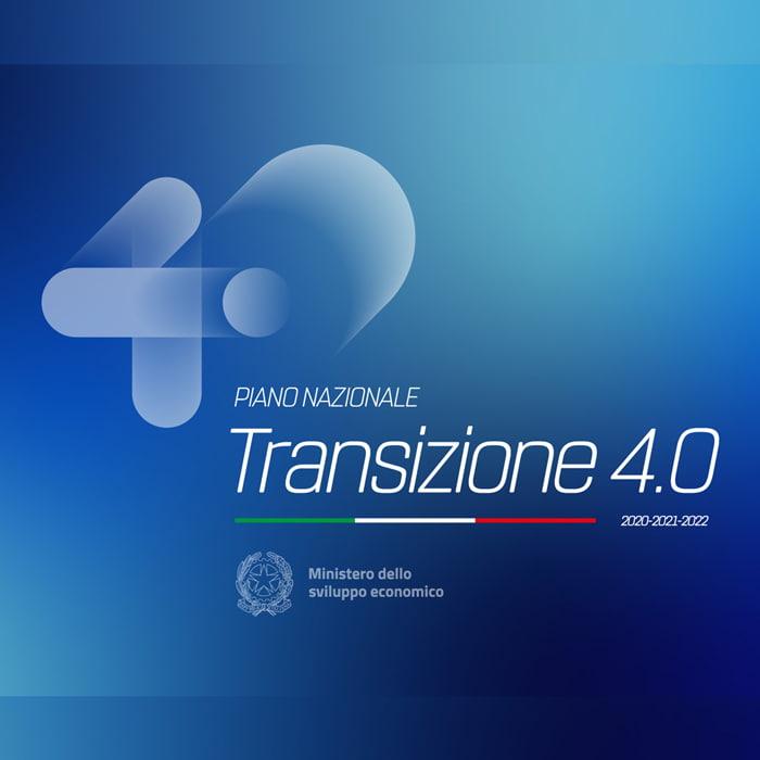 Piano di transizione 4.0 logo