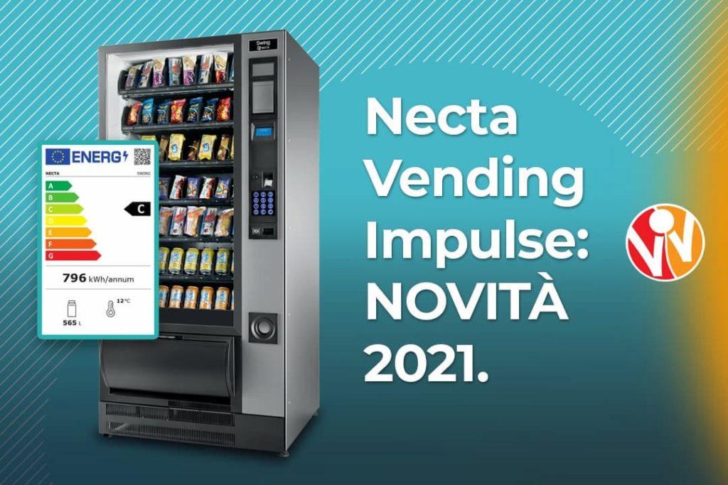 necta vending nuovi distributori 2021