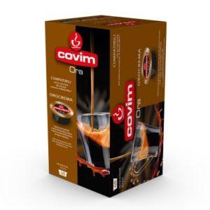 capsule compatibili caffè covim