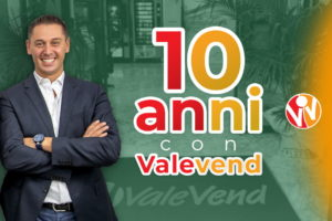 Dieci anni con Valevend vending horeca ocs