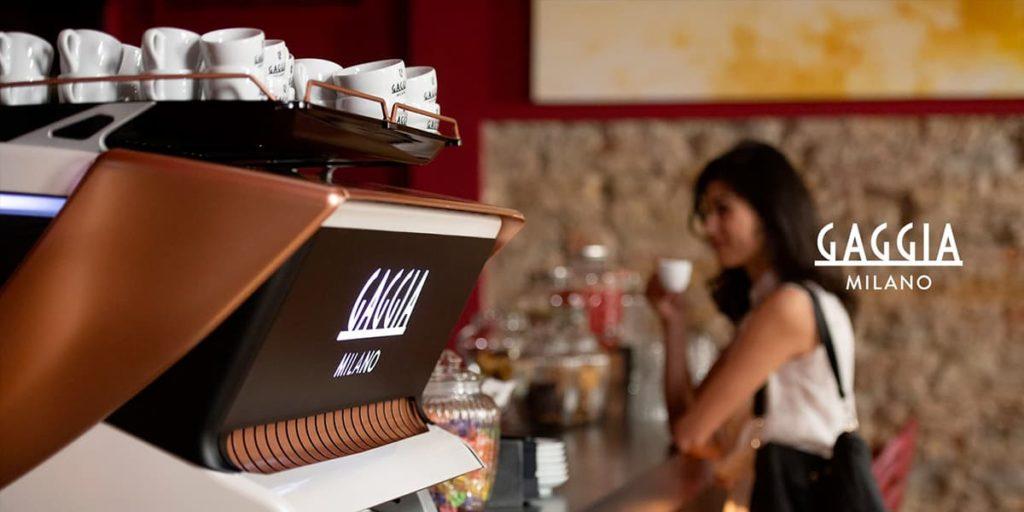 Gaggia Milano al Bar